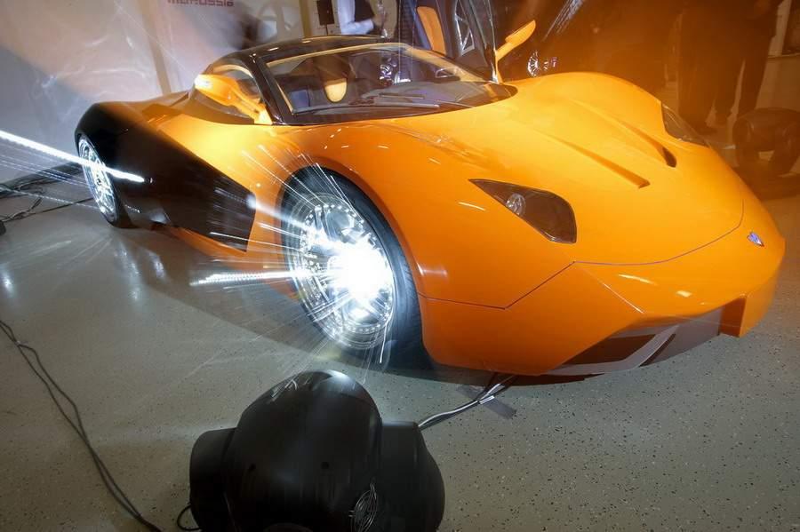 маруся автомобиль