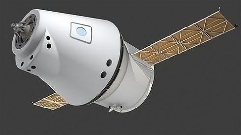 космический корабль - Русь