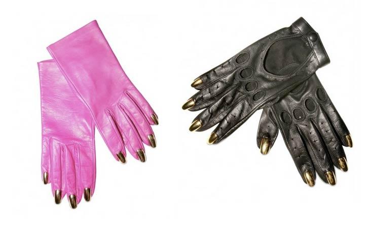 Как сделать перчатки с когтями фото 492