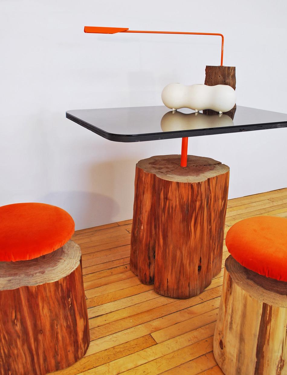 Оригинальная мебель или вторая жизнь пеньков