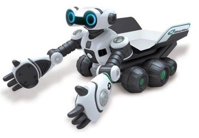 Робот Roboscooper всегда наведет порядок