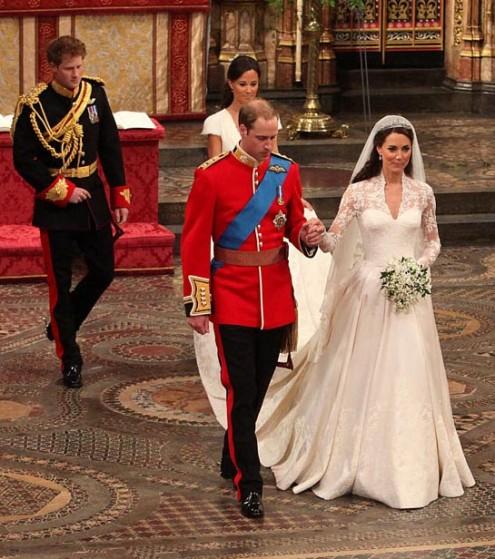 Вся свадьба принца уильяма и кейт