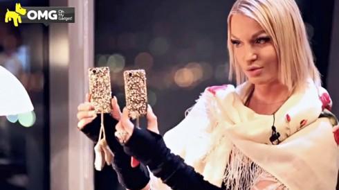 Волочкова в USB шоу Охлобыстина - Oh My Gadget