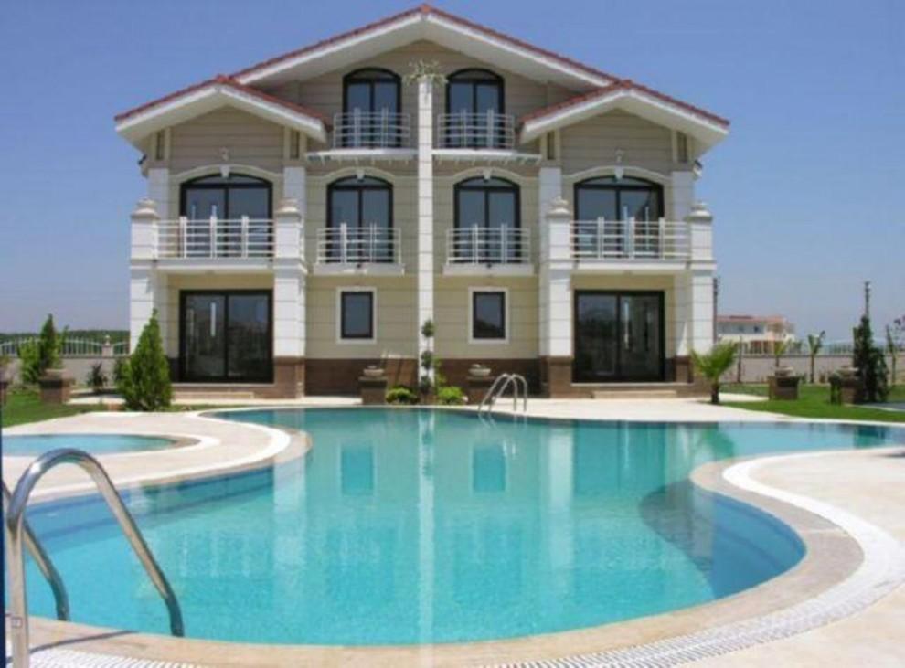 Дома с большими участками на кипре цены фото
