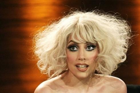 Один из образов Леди Гага