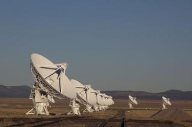 Сеть радиотелескопов ALMA