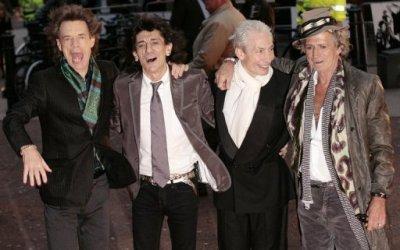 «Rolling Stones» отметят 50-летний юбилей