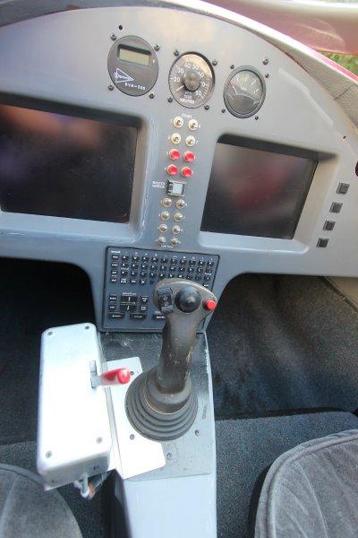 Джойстик управления полетом