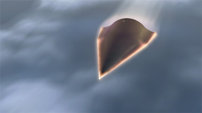США успешно испытали сверхзвуковую ракету