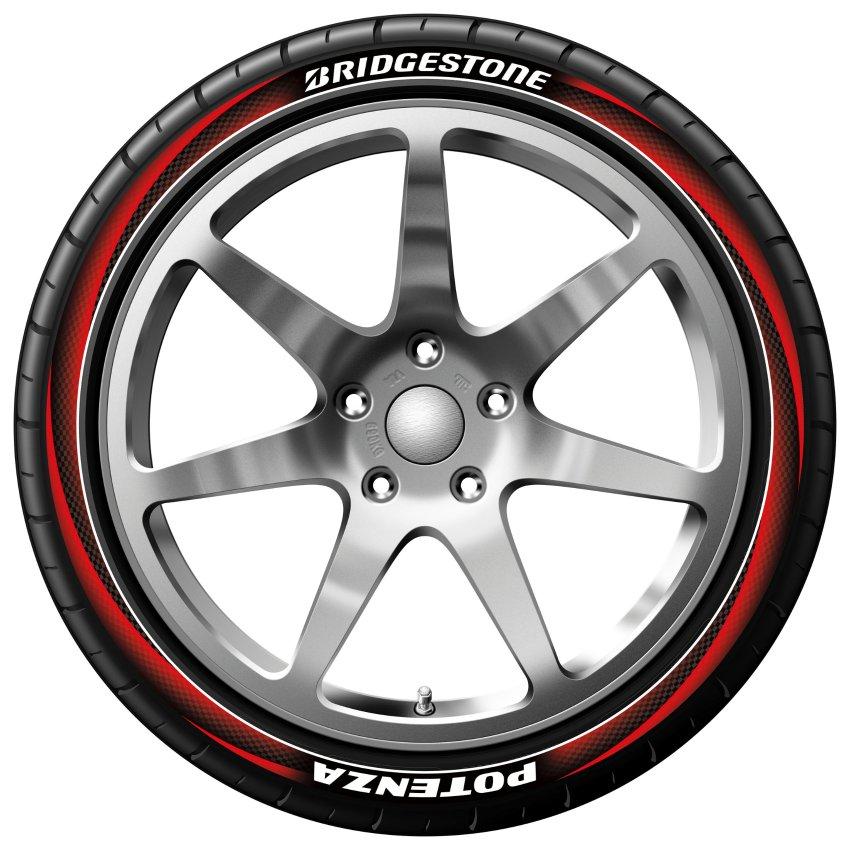 Bridgestone - это самый легкий способ окраски шин