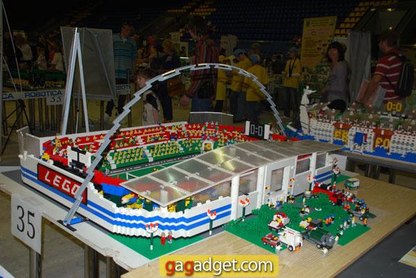 Стадионы будущего