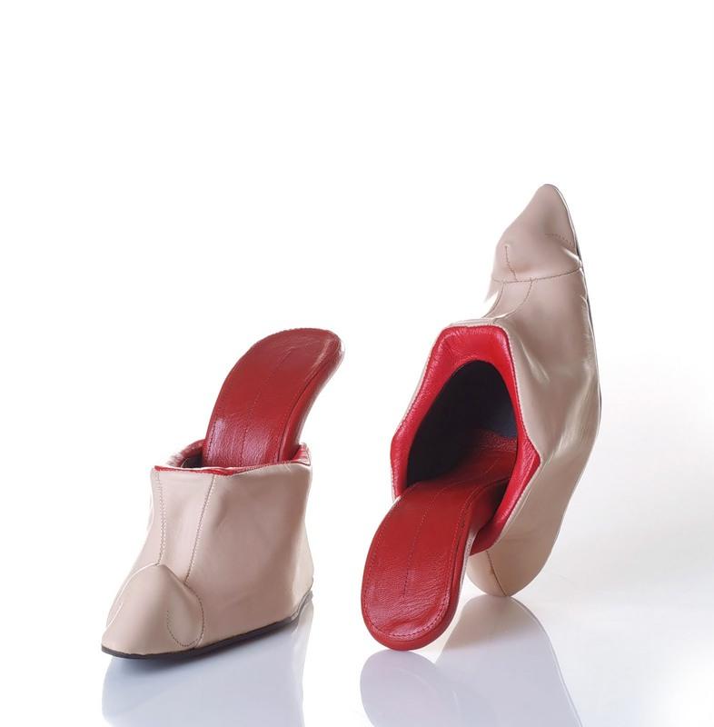 Необычная женская обувь от Kobi Levi