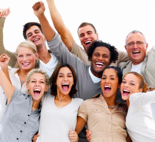 фото улыбки людей