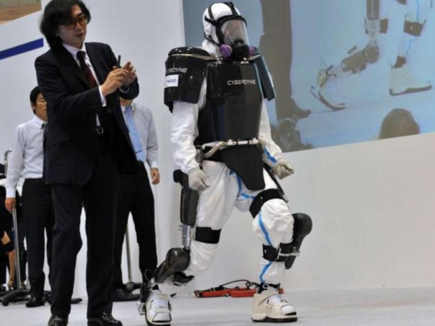 Неделя роботов в Токио
