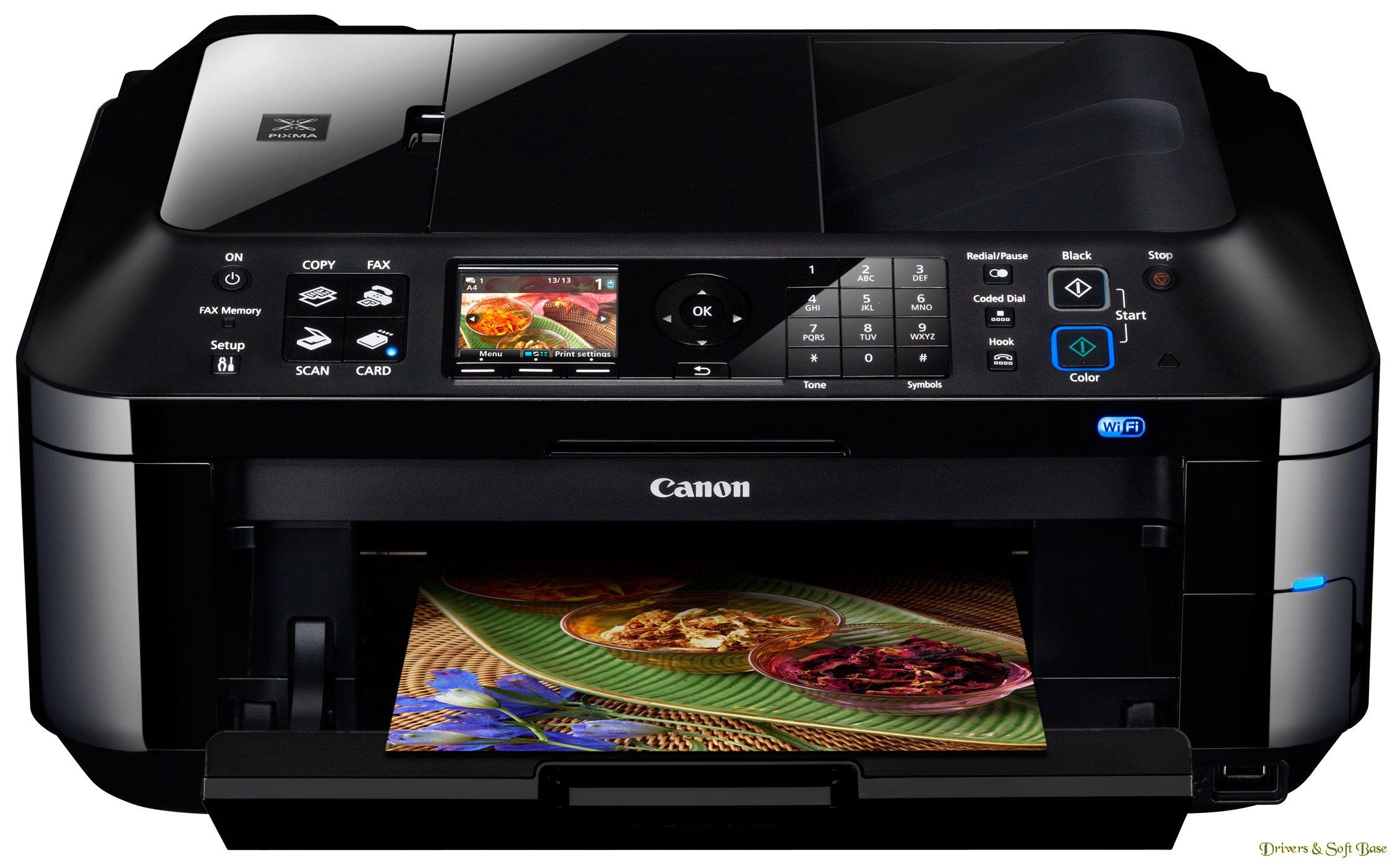 Новые принтеры Canon Pixma Mx Что было что будет Само