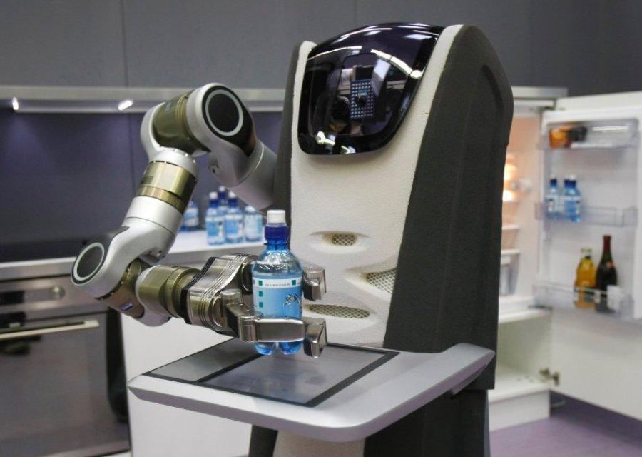 Робот  Packbot
