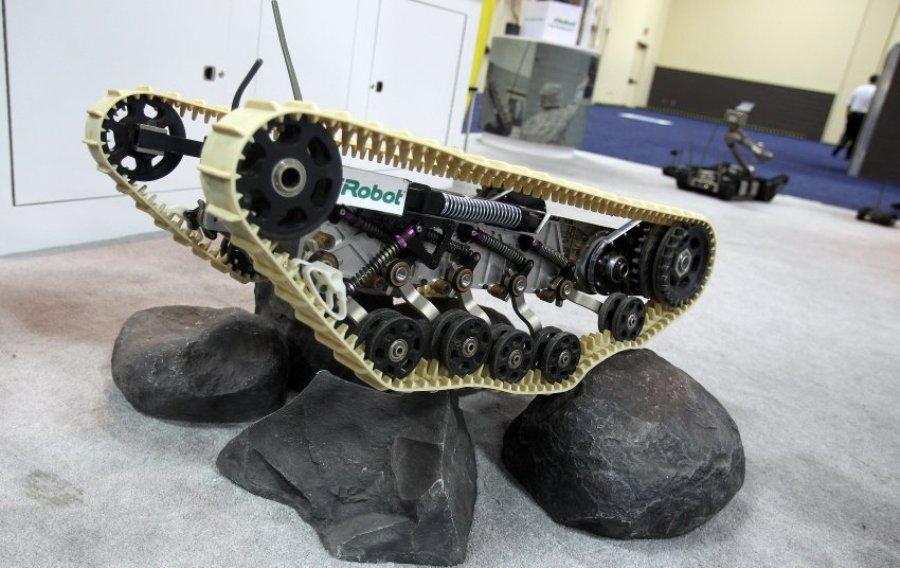 Сенсоры и моторы первоначально разрабатывались для беспилотных летательных аппаратов