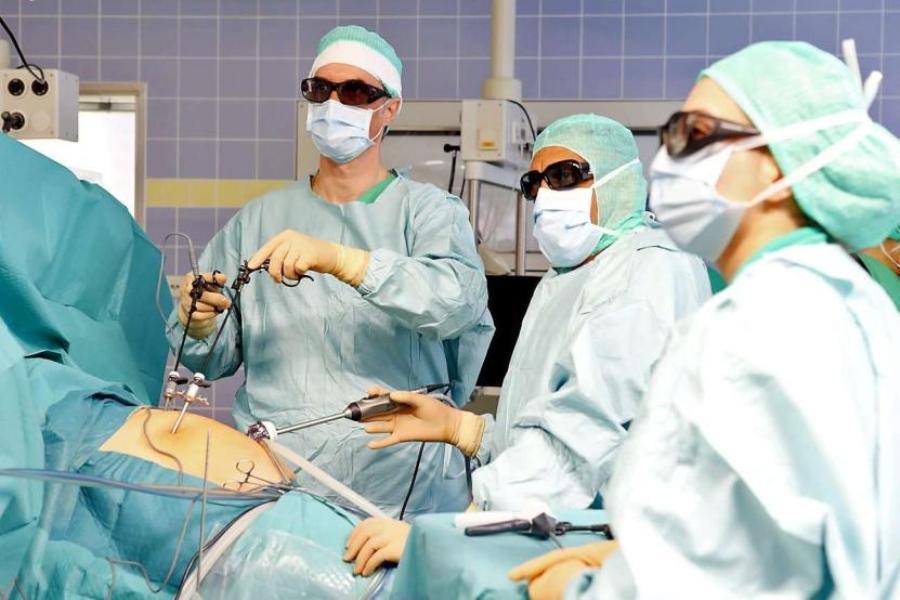 Операция Хирургическая Минимально Инвазивная фото