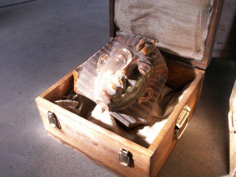 Посмертная египетская маска