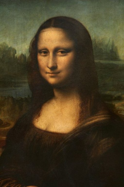 Загадочная Мона Лиза