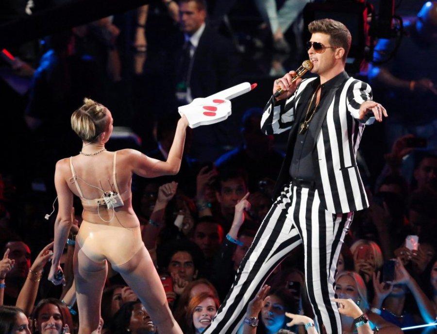 На церемонии «MTV Video Music Awards»