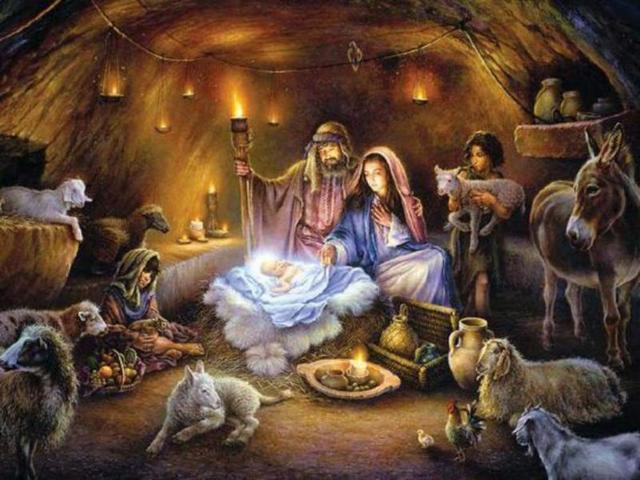 Магия рождественской ночи