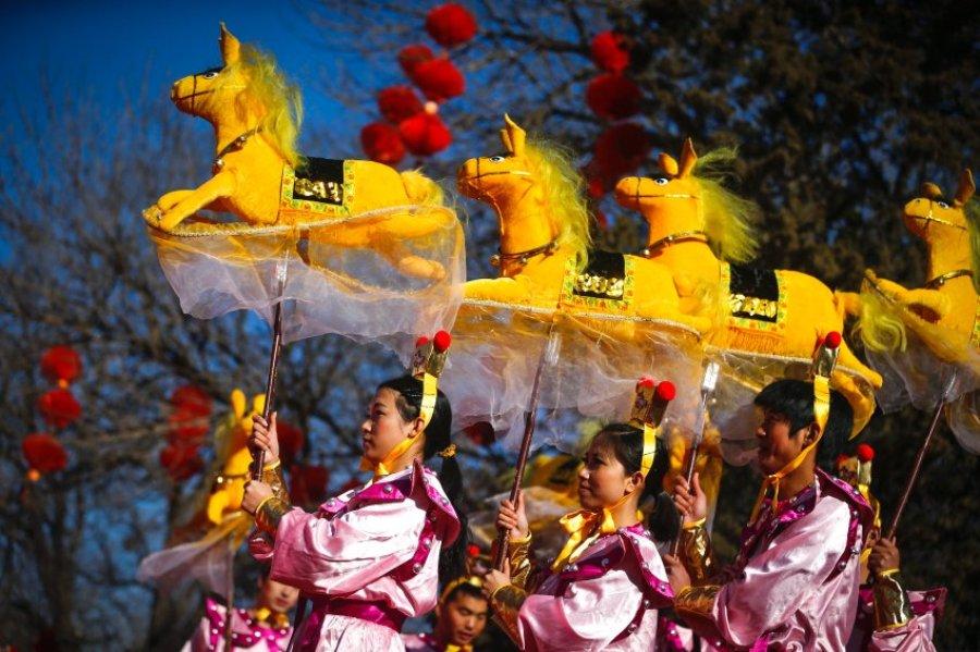 Маленький новый год в китае