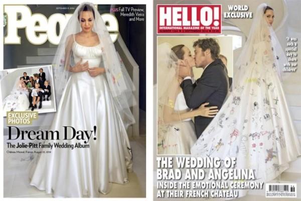 "Свадьба ""Бранджелины"""
