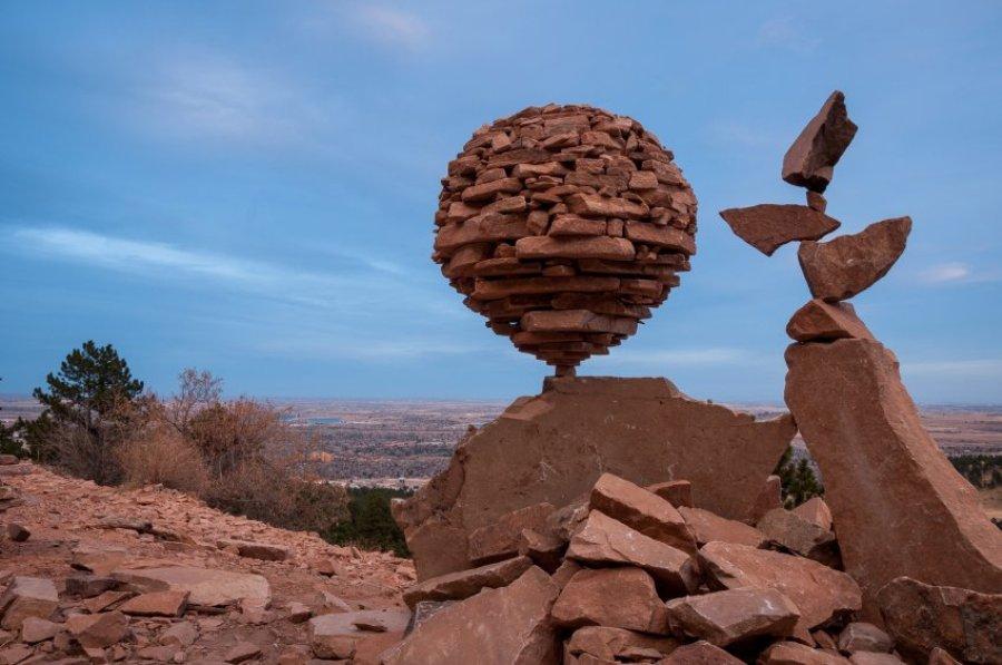 Скульптуры Михаэля Граба