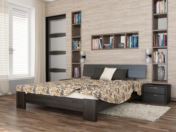 В чем плюсы деревянных кроватей?