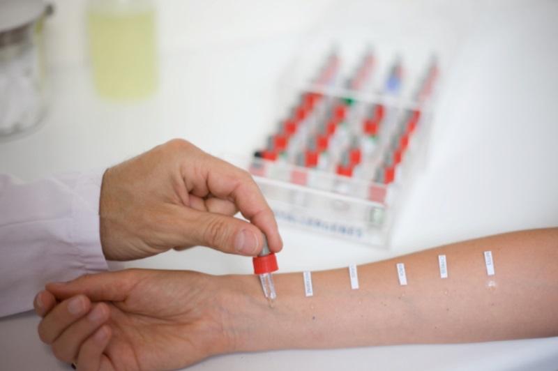 Сдача анализов на аллергологи