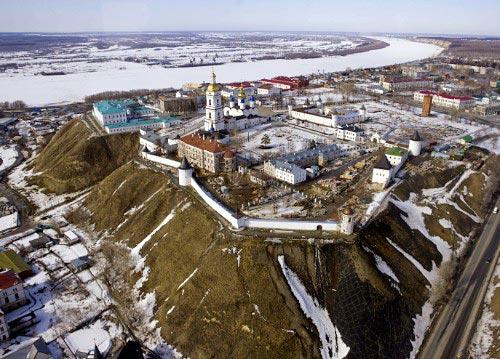 Тобольск - фотография Медведева