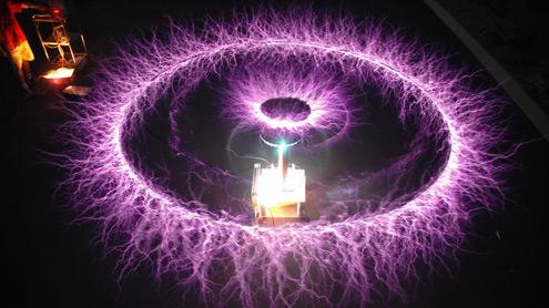 Новое открытие в области электричества