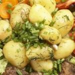 Cекреты картофельных блюд