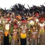 Папуасы - потомки древних жителей сибири