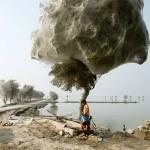 Необычное явление природы в Пакистане