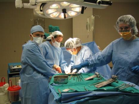 Во время операции пациенту удалили пенис