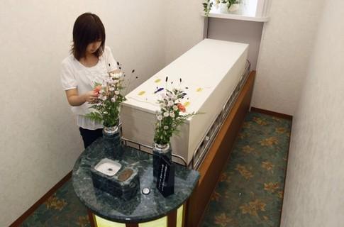 В Японии появилась гостиница для покойников