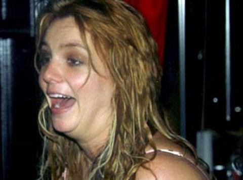 Бритни Спирс без фотошопа