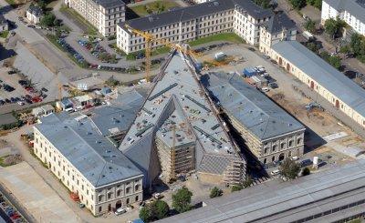 В Дрездене открылся новый музей Бундесвера