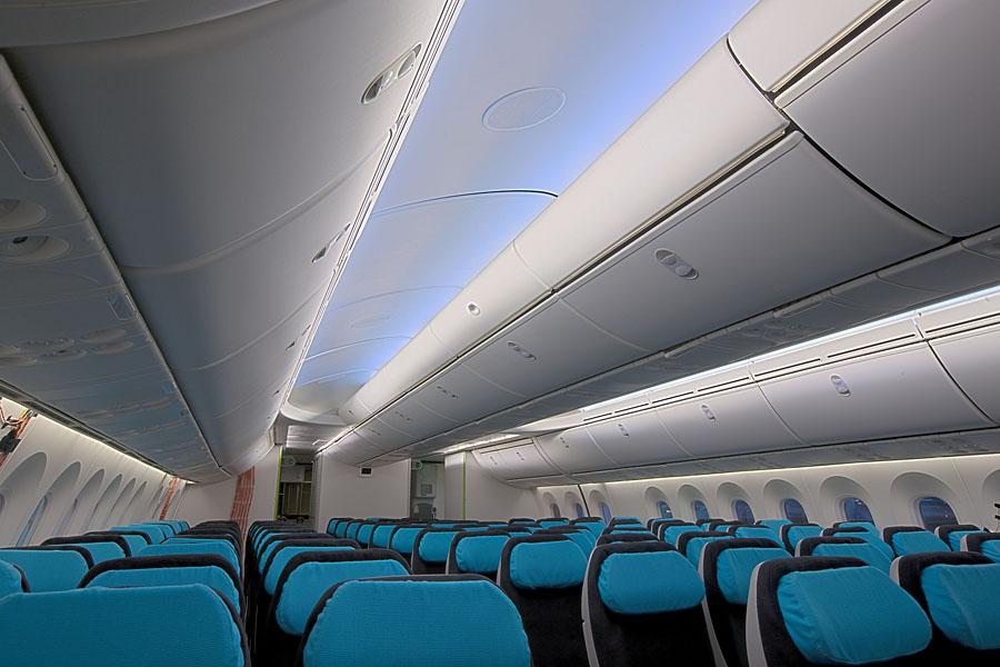 Boeing 787 Dreamliner, принадлежащий авиакомпания Nippon Airways совершил свой первый полет