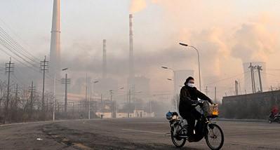 Выбросы углекислого газа выросли, как никогда