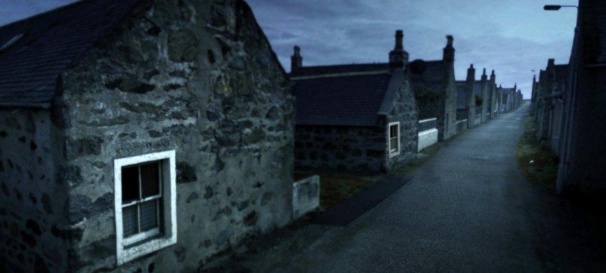 Меланхолия в Inverallochy, Шотландия