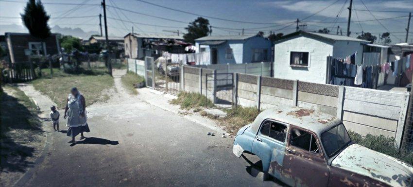 Образ из Кейптауна, Южная Африка