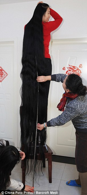 Волосы длиннее хозяйки