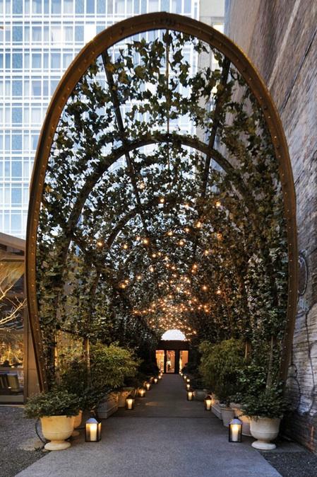 Отель Mondrian SoHo в Нью-Йорке