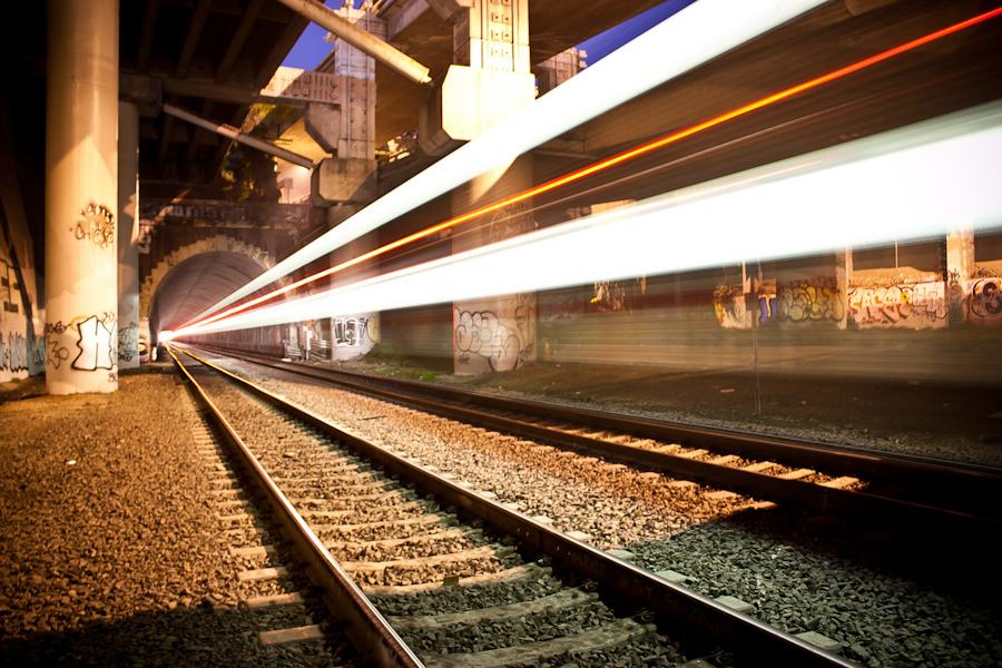 Поезда Aaron Durand