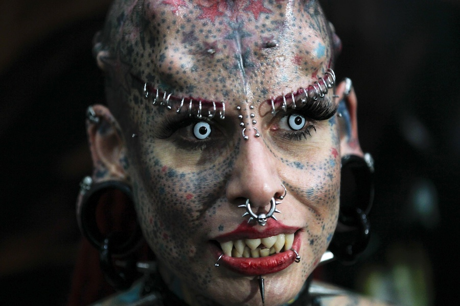 La Mujer Vampiro в Каракасе