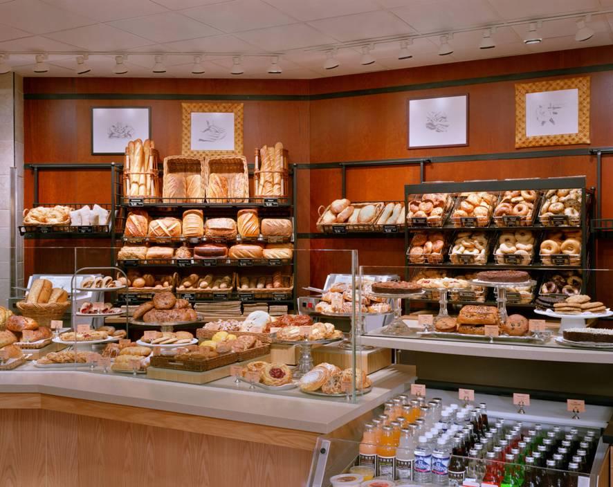 Хлебный ресторан в Ричмонде