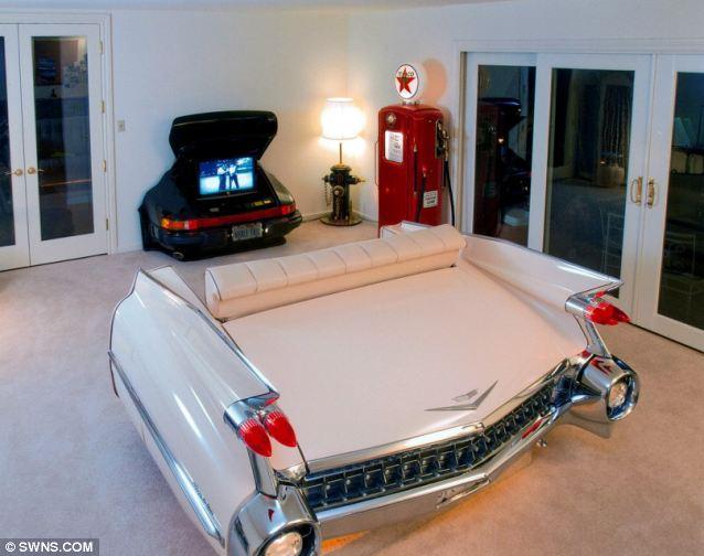 Авто мебель Тома Конси